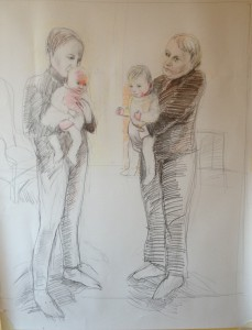 Anna Liljas Two mothers