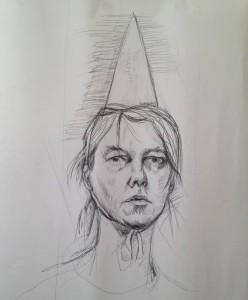 Selfportrait 1