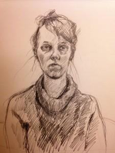 Selfportrait 4